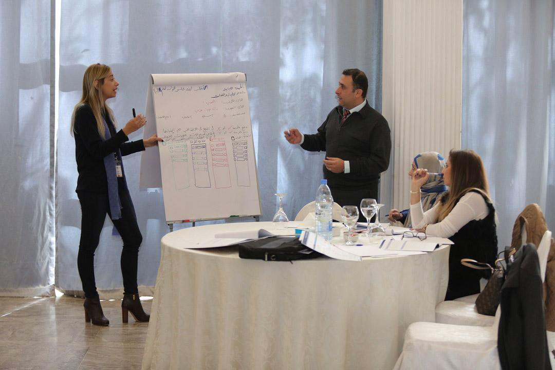 """Elections Management & Operations"" BRIDGE Workshop"