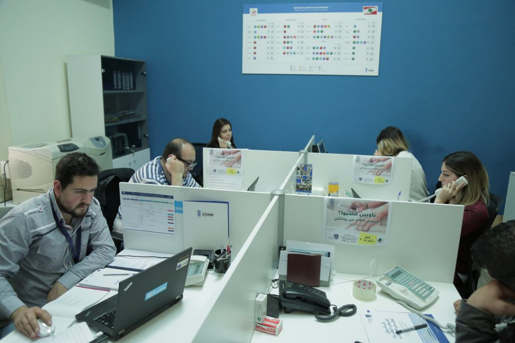 1766 Call Center at the Service of the Public