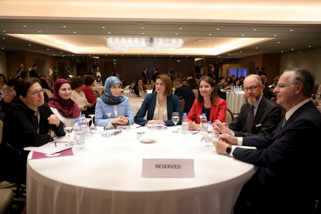 Electoral reforms, gender equality and minorities representation at the heart of a conference in Lebanon