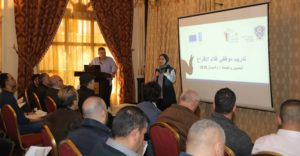 Training Polling Officials for the Tripoli by elections