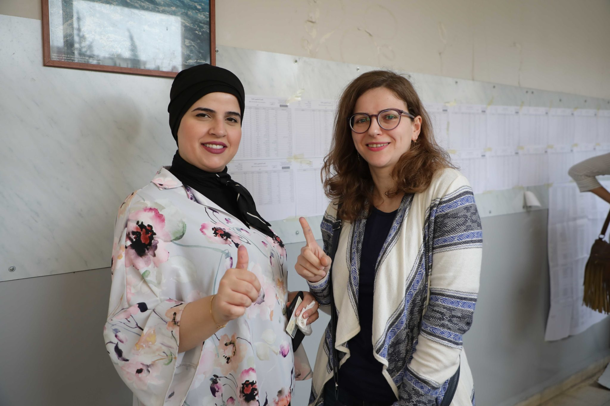 UNDP support to parliamentary by-elections in Tripoli